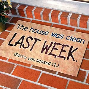 clean house funny